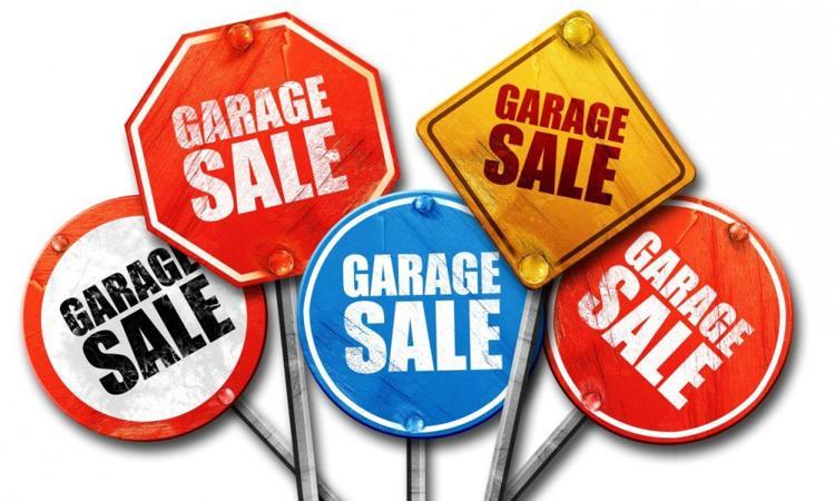 Bluewater Garage Sale