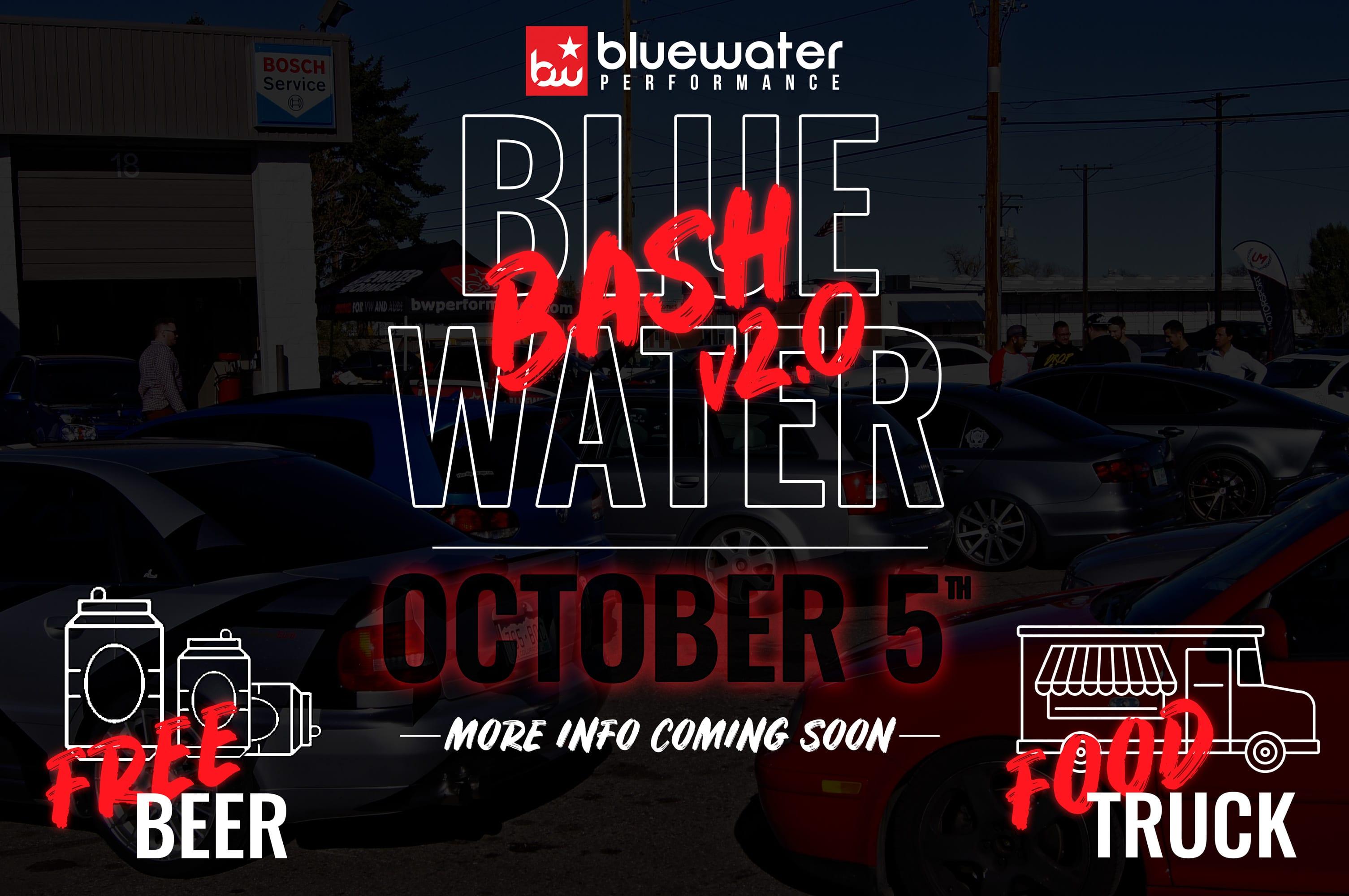 Bluewater Bash v2.0