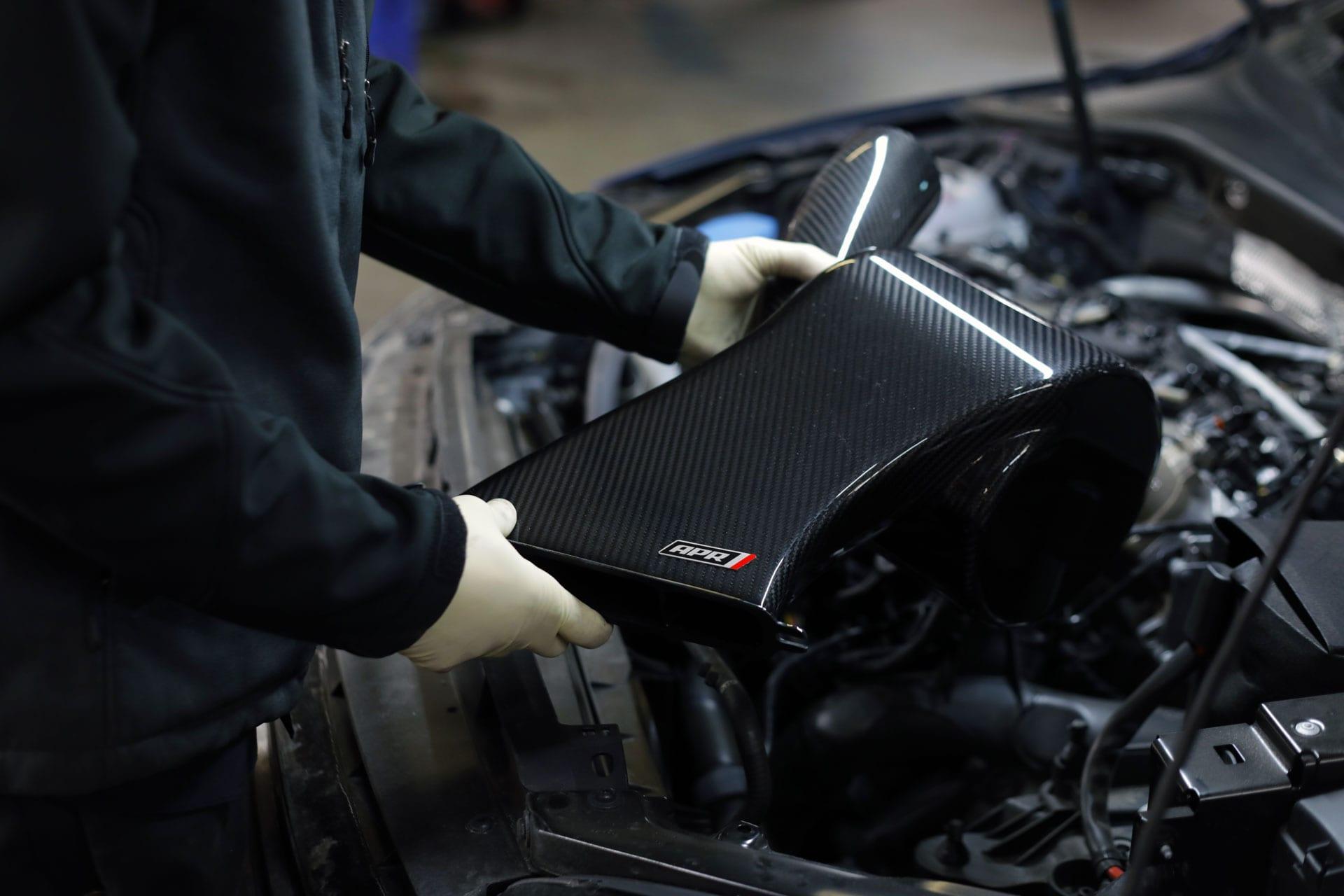 VW Golf R Upgrades