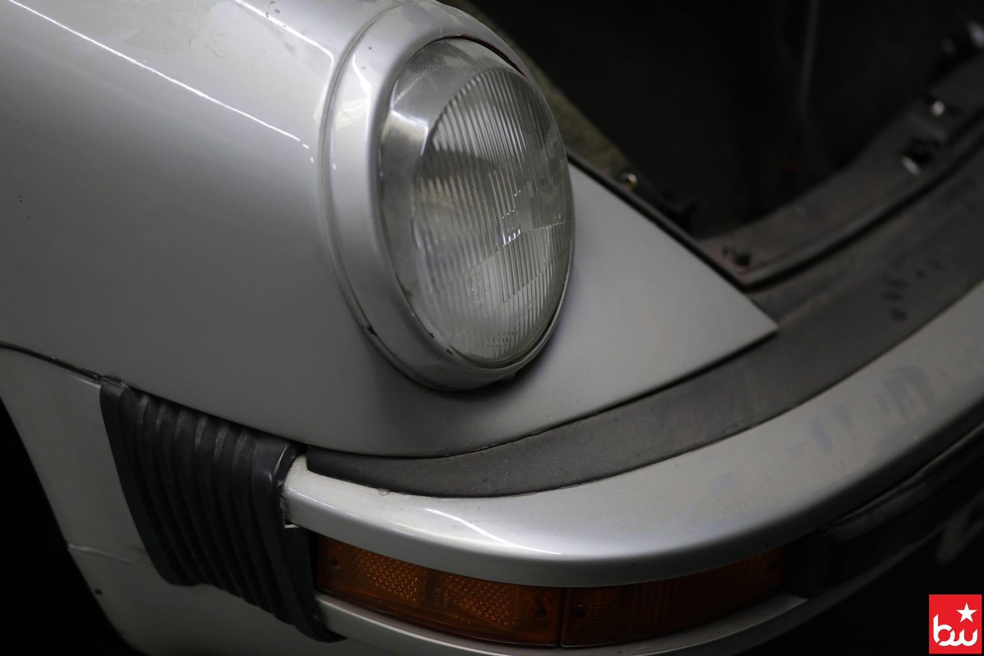 1978 911 SC Porsche Targa