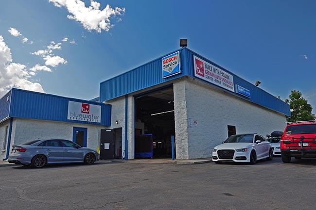 Denver Repair Shop's Passion for Performance Drives Success
