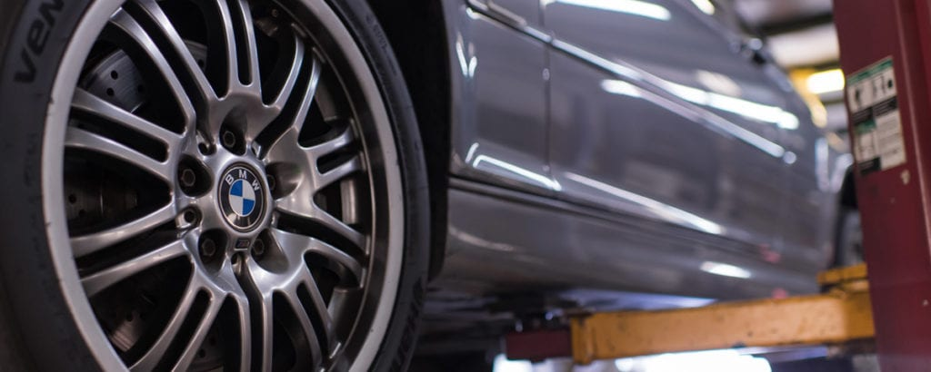 BMW Maintenance - Bluewater Performance